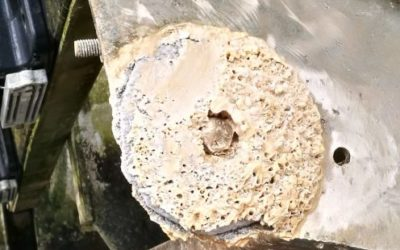 Le choix des anodes dans l'entretien de la coque